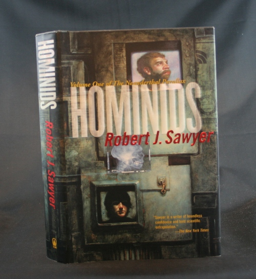 Image for Hominids: Volume One of The Neanderthal Parallax