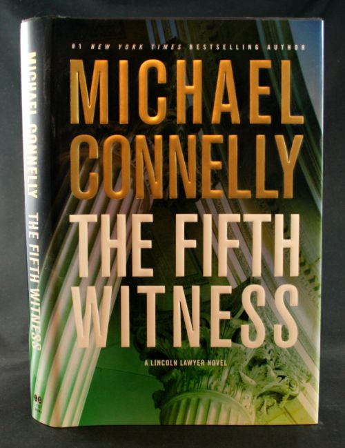 Image for The Fifth Witness: A Lincoln Lawyer Novel