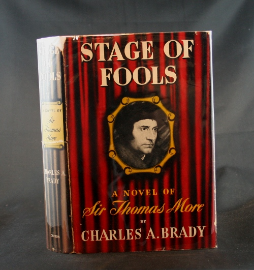 Image for Stage of Fools: A Novel of Sir Thomas More