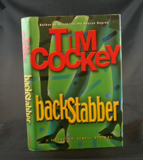 Image for Backstabber: A Hitchcock Sewell Mystery
