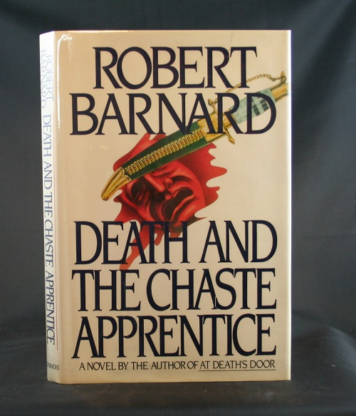 Image for Death and the Chaste Apprentice
