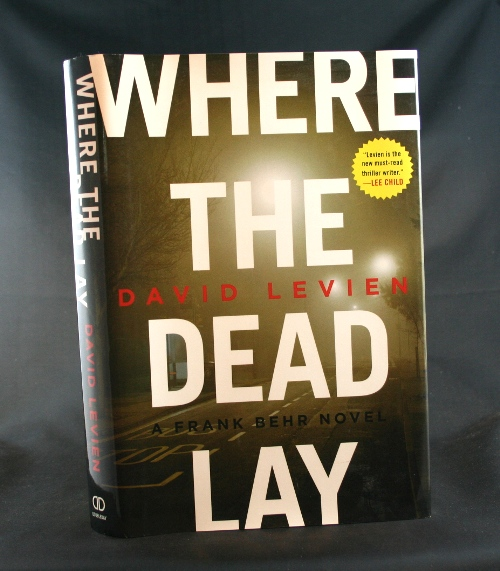 Image for Where the Dead Lay: A Frank Behr Novel