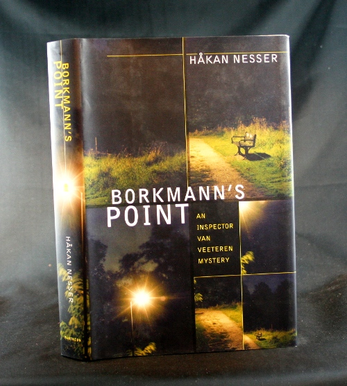 Image for Borkmann's Point: An Inspector Van Veeteren Mystery