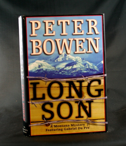 Image for Long Son: A Montana Mystery Featuring Gabriel Du Pre