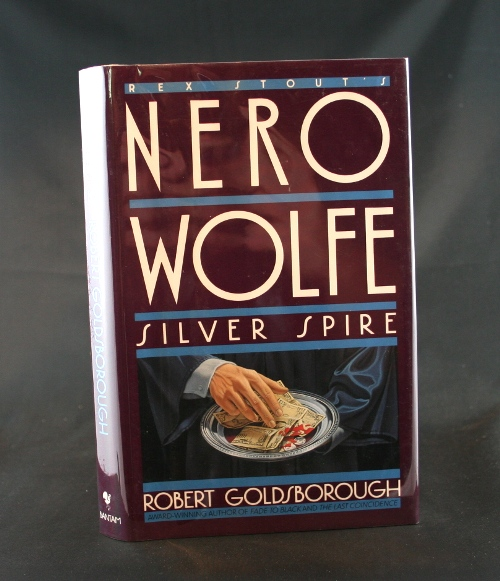 Image for Silver Spire: A Nero Wolfe Mystery