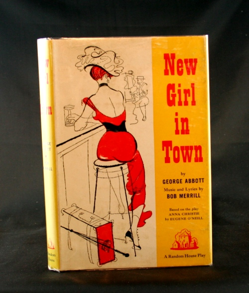 Image for New Girl in Town