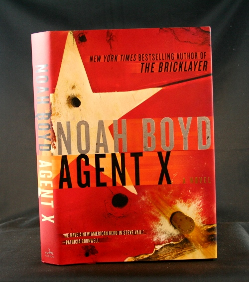 Image for Agent X: A Novel