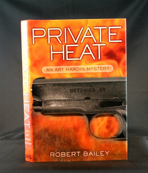 Image for Private Heat: An Art Hardin Mystery