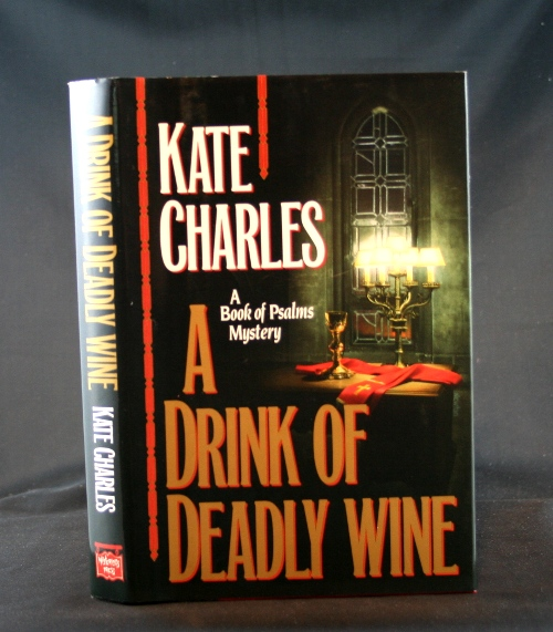 Image for A Drink of Deadly Wine: A Book of Psalms Mystery