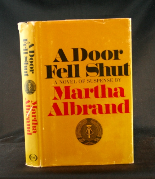 Image for A Door Fell Shut: A Novel of Suspense