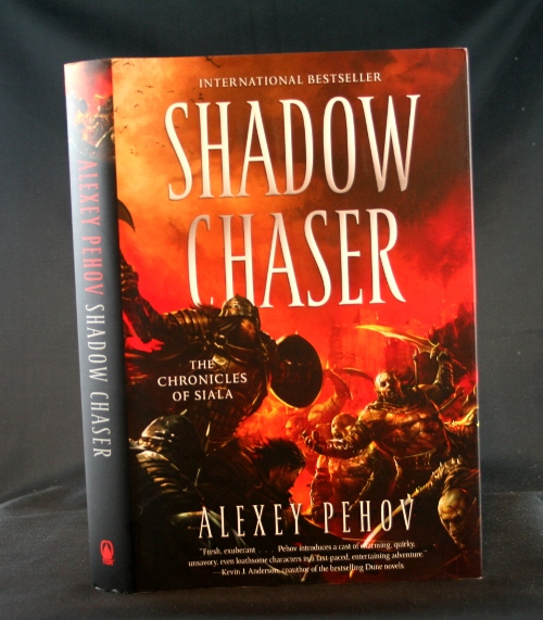 Image for Shadow Chaser: Book Two of The Chronicles of Siala