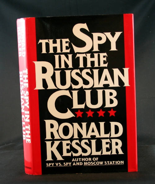 Image for The Spy in the Russian Club: How Glenn Souther Stole America's Nuclear War Plans