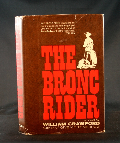 Image for The Bronc Rider