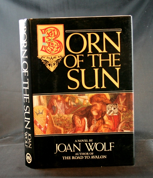 Image for Born of the Sun: A Novel