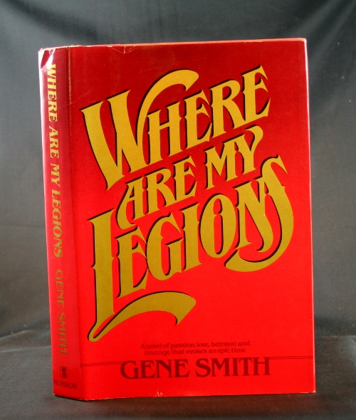 Image for Where Are My Legions