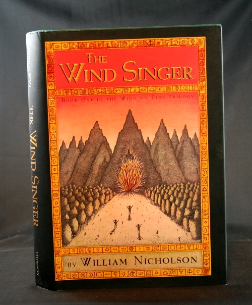 Image for The Wind Singer: Book One in the Wind on Fire Trilogy