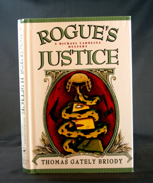 Image for Rogue's Justice: A Michael Carolina Mystery