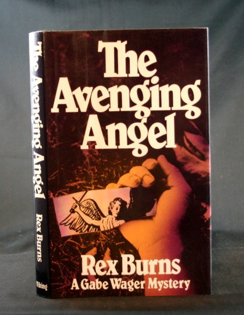 Image for The Avenging Angel: A Gabe Wager Mystery