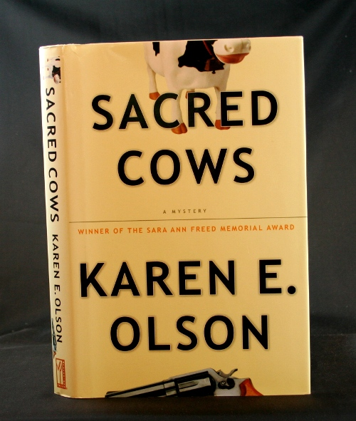 Image for Sacred Cows: A Mystery