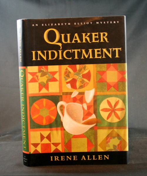 Image for Quaker Indictment: An Elizabeth Elliot Mystery