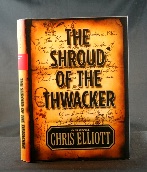 Image for The Shroud of the Thwacker: A Novel