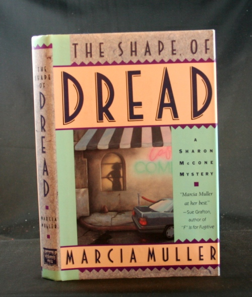 Image for The Shape of Dread