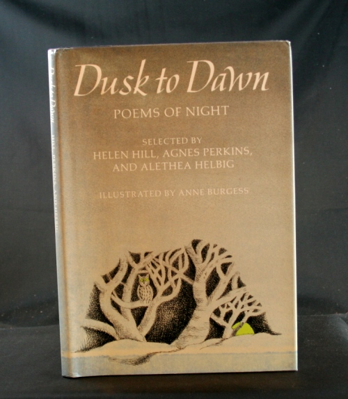 Image for Dusk to Dawn: Poems of Night