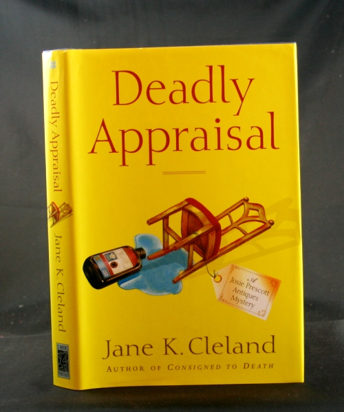Image for Deadly Appraisal: A Josie Prescott Antiques Mystery
