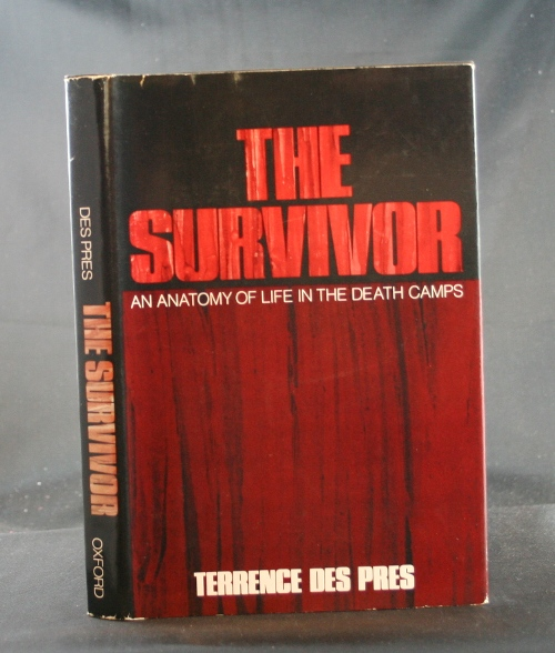 Image for The Survivor: An Anatomy of Life in the Death Camps