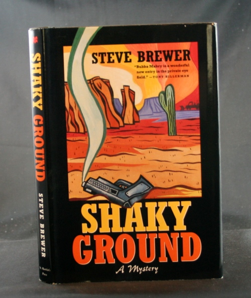 Image for Shaky Ground: A Mystery