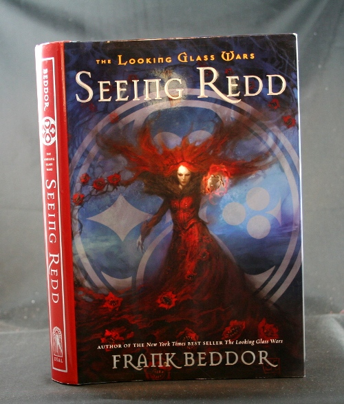 Image for The Looking Glass Wars: Seeing Redd
