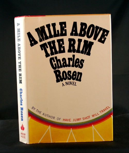 Image for A Mile Above the Rim: A Novel
