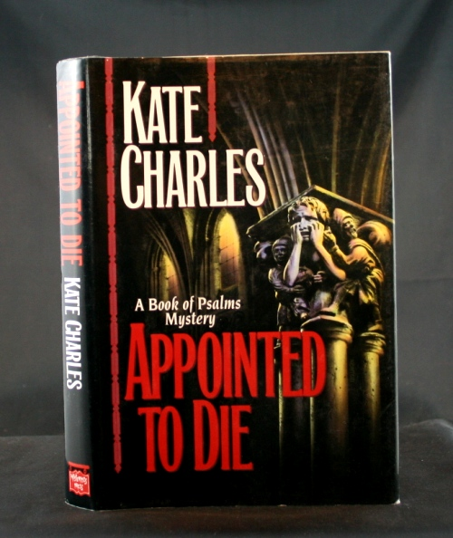 Image for Appointed to Die: A Book of Psalms Mystery