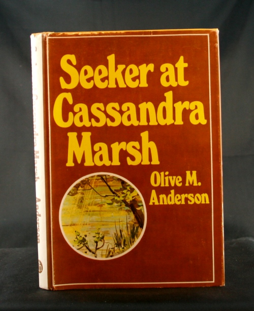 Image for Seeker at Cassandra Marsh