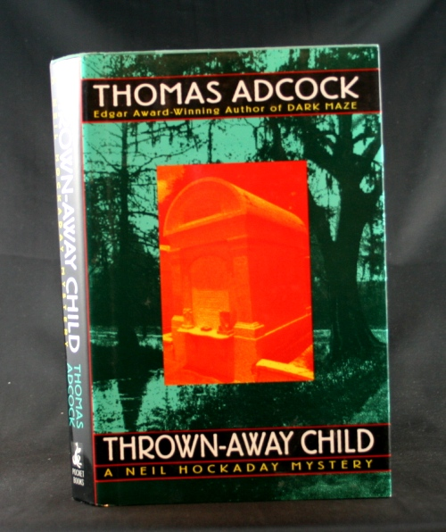 Image for Thrown-Away Child: A Neil Hockaday Mystery