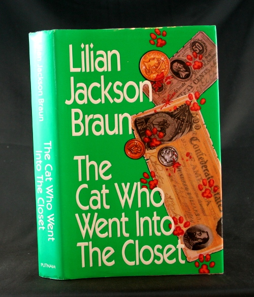 Image for The Cat Who Went Into the Closet