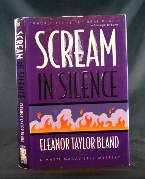 Image for Scream in Silence: A Marti MacAlister Mystery