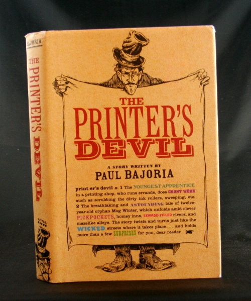 Image for The Printer's Devil