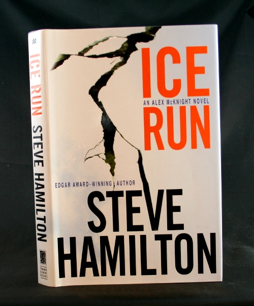 Image for Ice Run: An Alex McKnight Novel