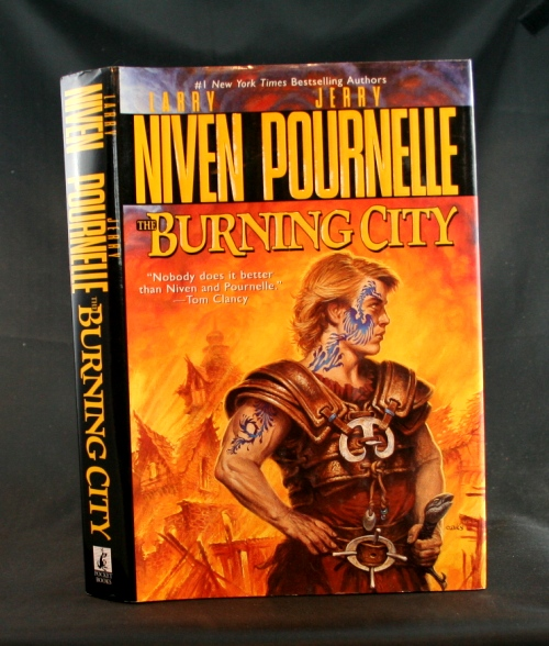 Image for The Burning City