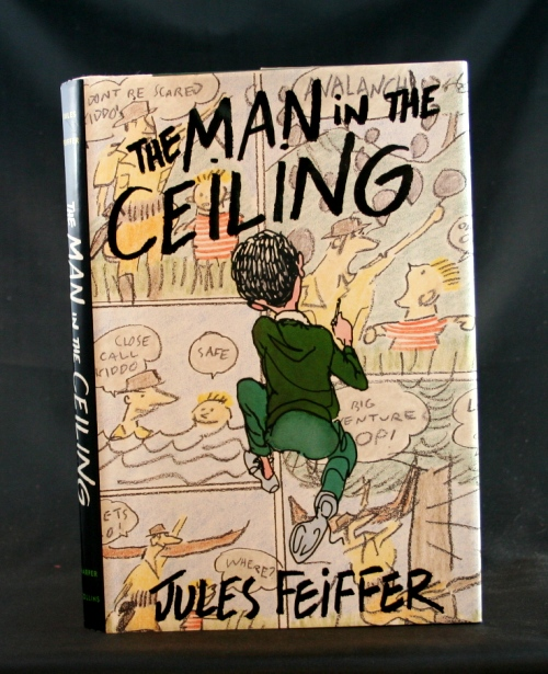 Image for The Man in the Ceiling