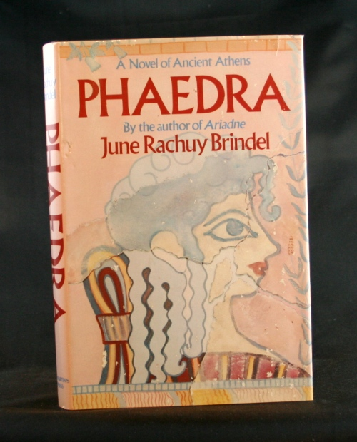 Image for Phaedra: A Novel of Ancient Athens