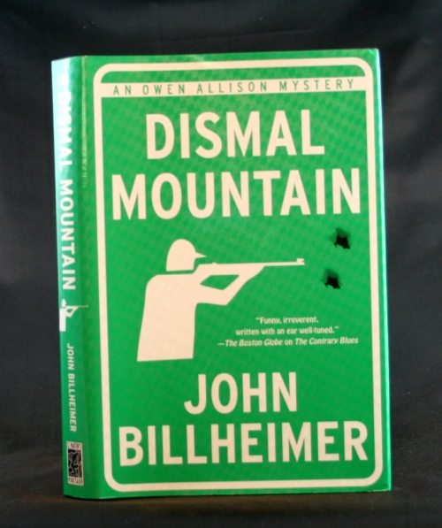 Image for Dismal Mountain: An Owen Allison Mystery