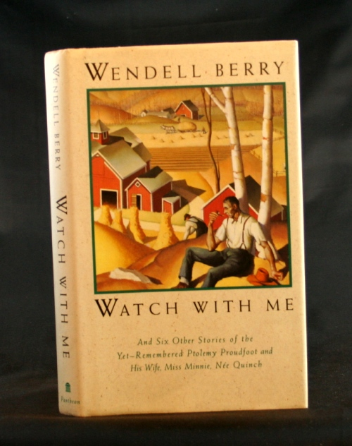 Image for Watch With Me And Six Other Stories of the Yet-Remembered Ptolemy Proudfoot and
