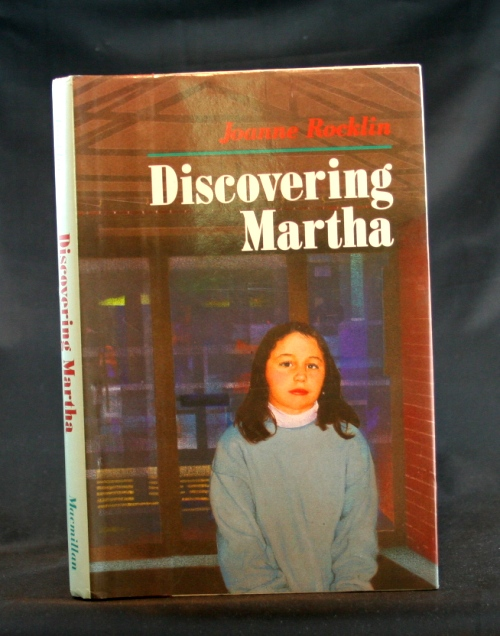 Image for Discovering Martha