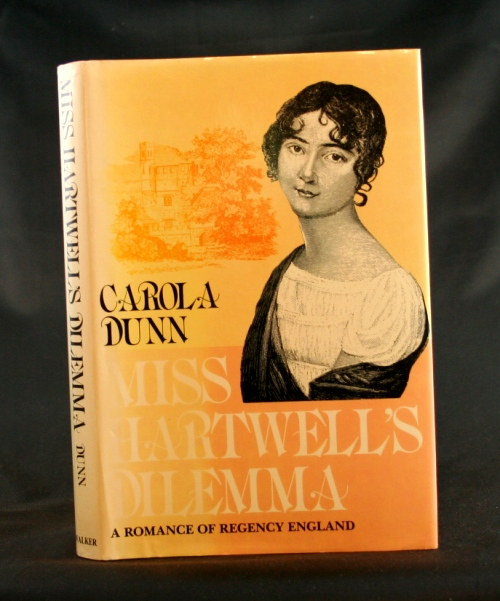 Image for Miss Hartwell's Dilemma: A Romance of Regency England