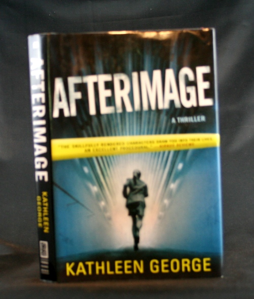 Image for Afterimage: A Thriller