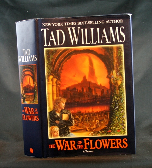 Image for The War of the Flowers: A Fantasy