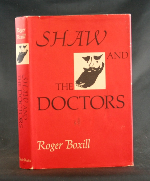 Image for Shaw and the Doctors