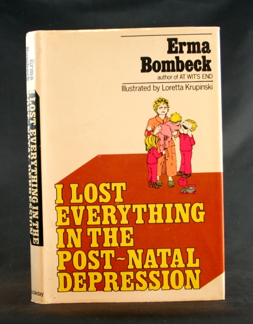 Image for I Lost Everything in the Post-Natal Depression